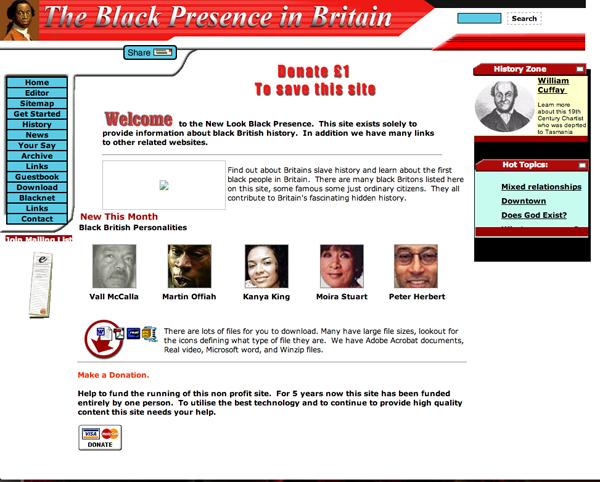 Black Presence 2004