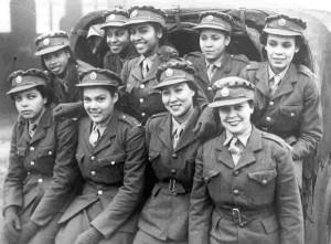 West Indian Women in WW2