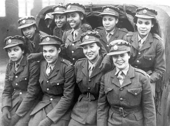 West Indian Women in WW2