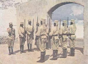 German Troops