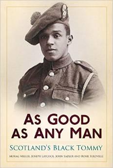 As good as any man - Scotlands black tiommy