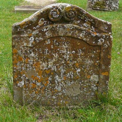 Grave of Myrtilla - A slave
