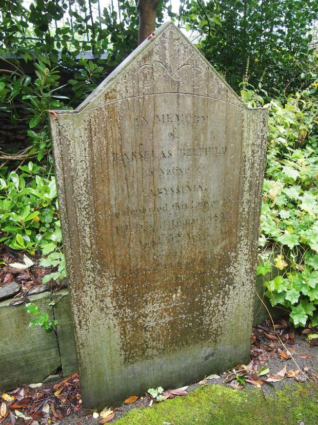 Rasellas Bellfield Grave