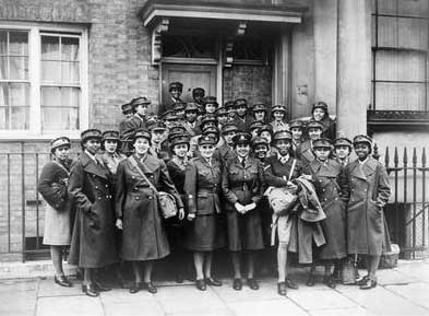Caribbean Women in WW2