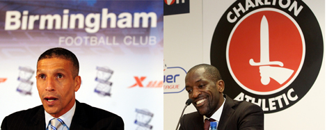 Black Managers are a rarity in the Football League