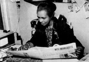 Claudia Jones - Civil Rights Activist