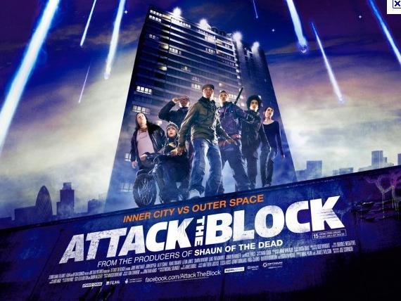 Attack the Block Movie