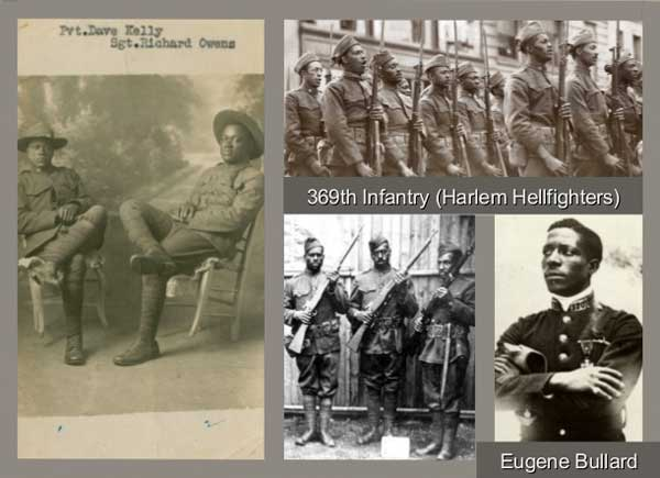 African Americans in WW1