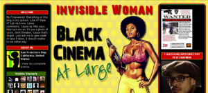 Invisible Woman black Cinema at Large