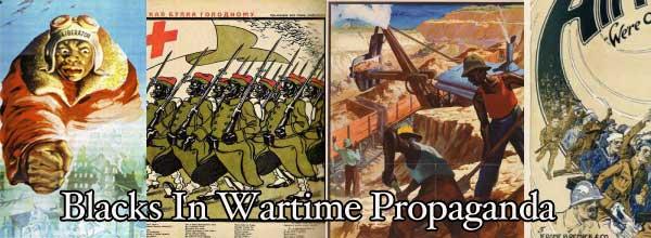 Blacks in Wartime Propaganda