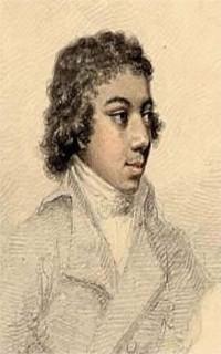 Afro-European Violinist