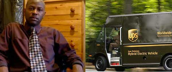 Clive Henry vs UPS