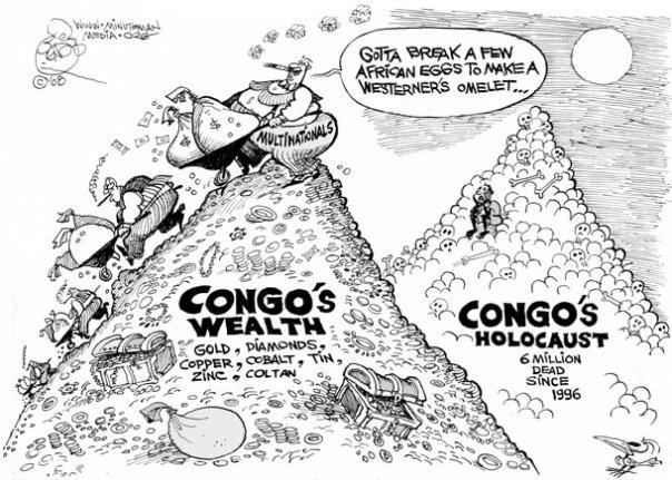 Congo is Wealthy