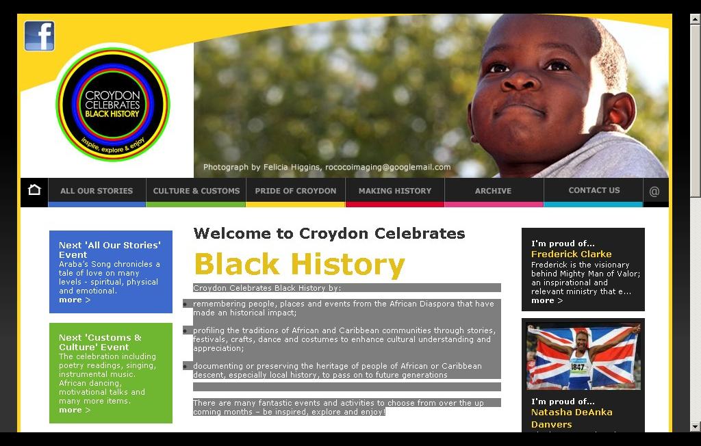 Croydon Black History Site