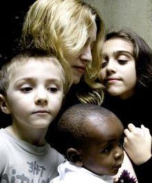 Madonna Already Adopted David Banda from Malawi