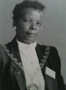 Valda James former Mayor of Islington