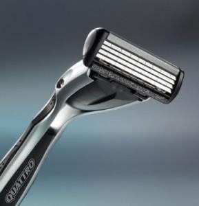 Shaving can cause itrritation