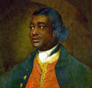 Ignatius Sancho Portrait
