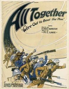 Allied Propaganda in WW1
